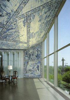 Casa de Musica | OMA (Rem Koolhaas). Port, Portugal. 2005