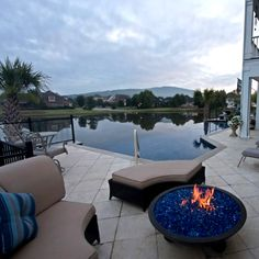 Eye-Opening Tips: Modern Fireplace Wall concrete fireplace design.Fireplace And Tv Arrangement contemporary fireplace courtyards. Tall Fireplace, Candles In Fireplace, Fireplace Garden, Shiplap Fireplace, Concrete Fireplace, Rustic Fireplaces, Farmhouse Fireplace, Fireplace Hearth, Fireplace Remodel