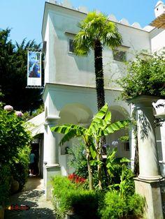 Villa San Michele - Anacapri, Nikon Coolpix L310, 5.1mm,1/400s,ISO400,f/8.9 201507151213