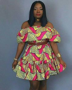 This post can show you the most recent kente designs 2019 has future for you. we have collected the best 77 styles of Latest Kente Designs For Ghanaian Wedding 2019 from African styles attires. Short African Dresses, African Print Dresses, African Wear, African Fashion, African Prints, Kente Styles, Ankara Fabric, Cold Shoulder Dress, Fashion Outfits