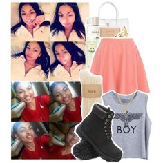 When You're A Bad Bítch You Always Get Hated On -Bali, created by keke-keori on Polyvore