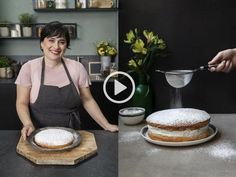 La torta paradiso, soffice e profumata: un dolce classico della cucina lombarda La videoricetta del venerdì - CorriereTV