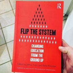 Currently reading #FlipTheSystem