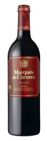 A MUST! Marques de Caceres Rioja Crianza Red 2008