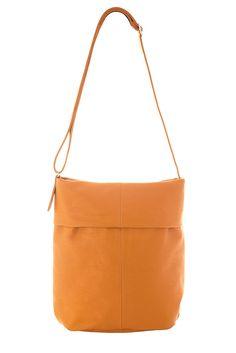 Frauentaschen :: MADEMOISELLE :: M14 | ZWEI Taschen Shopper :: curry :: orange :: lederfrei