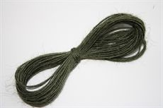 Show details for Button Twine Olive (10)