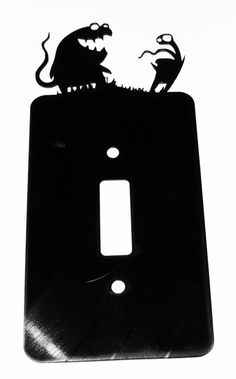 Monsters light switch cover R50 each excluding postage