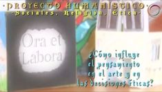 Proyecto Humanístico Ora Et Labora, Tv, Knowledge Society, Project Based Learning, 21st Century, Television Set, Television