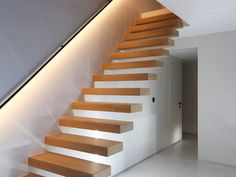 Cantilevered Stairs Cantilever Stairs, House Design, Inspiration, Architecture, Home Decor, Ladders, Homemade Home Decor, Biblical Inspiration, Architecture Illustrations
