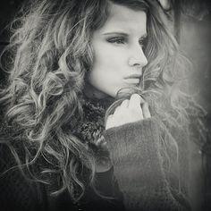 BW Portrait Beauty And Fashion, Female Art, Art Photography, Women Wear, Dreadlocks, Portrait, Hair Styles, Inspiration, Girls