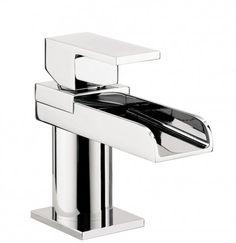 Water Square mini basin monobloc in Taps & Mixers |