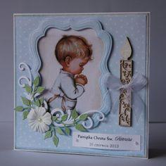 a.le kartka: Kartki na Chrzest Św.
