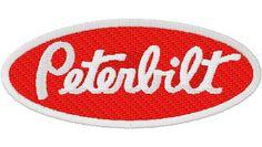 041 Peterbilt Machine Embroidery Design by mochasmom04 on Etsy