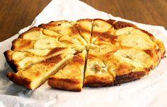 Receita de Torta de maçã light