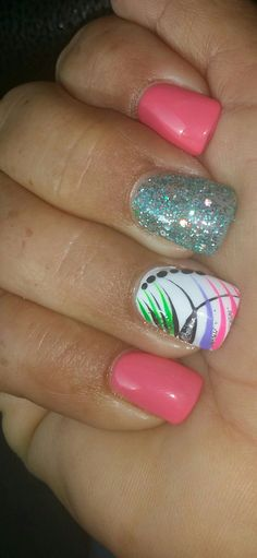 My nails love!