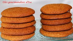 PATTES D'OURS Biscuits, Macarons, Muffin, Cookies, Breakfast, Desserts, Food, Eating Clean, Recipe