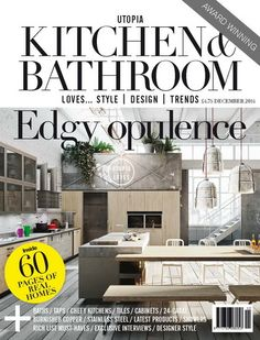 Utopia Kitchen & Bathroom - December 2014