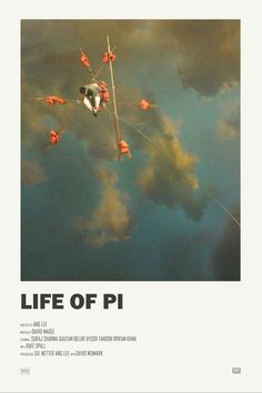Andrew Sebastian Kwan - Life of Pi alternative movie poster Visit my Store - Iconic Movie Posters, Minimal Movie Posters, Minimal Poster, Cinema Posters, Movie Poster Art, Poster Wall, Poster Prints, Room Posters, Film Movie