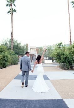 Ace Hotel, Palm Springs  wedding  | Photo by Kimberly Genevieve