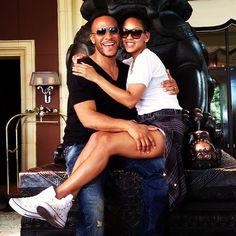 Meagan Goode and new husband...Beautiful couple