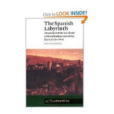 The Spanish Labyrinth: An Account of the Social and Political Background of the Spanish Civil War (Canto): Gerald Brenan