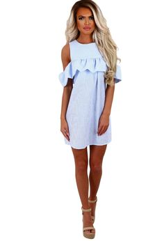 Chloe Off Shoulder Dress