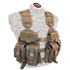 The BDS Tactical Enhanced Patrol Vest - Coyote Tang is made of cordura for strength and lasting durability. Military Armor, Military Women, Military Gear, Military Fashion, Military Workout, Military Training, Tactical Vest, Tactical Survival, Survival Kit
