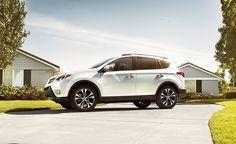 Sport Utility Vehicle | Toyota RAV4 2015 Crossover SUV