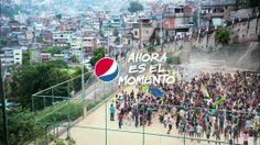 Pepsi fusiona el fútbol, la música y el buen rollo en #FutbolNow