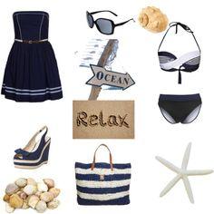 maritim by www.thestyleofmylife.net Of My Life, My Style, Polyvore, Image, Fashion, Moda, Fashion Styles, Fashion Illustrations