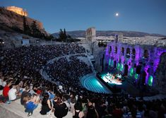 Best Summer Trips 2015 -- National Geographic, Athens, Greece, Odeon of Herodes Atticus Sedona Red Rock, Greece Holiday, Places In Europe, Travel Agency, Summer Travel, Capital City, National Geographic, Stargazing, Tourism