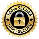 100 percent secure