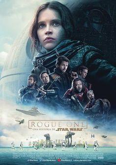 Cuenta la historia de un grupo de rebeldes que tendrá que robar los planos de la primera Estrella de la Muerte que, como bien conocemos todos, Luke Skywalker destruye en 'La Guerra de las Galaxias' (1977).