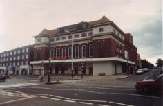 The Odeon New South, South London, Old London, London History, Theatres, Brixton, 1970s, Cities, Nostalgia