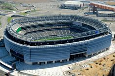 stade de football Meadowlands, New York, NY | Flickr - Photo Sharing!