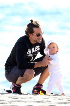Bradley Cooper and Irina Shayk ... Beach Babes