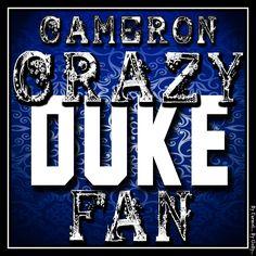 Cameron Crazy Duke Fan By Carmel Hall Duke Bball, Cameron Crazies, College Board, University Blue, Duke Blue Devils, Men's Basketball, Go Blue, March Madness, Loyalty