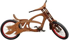 Резное. ру - Самые необычные деревянные велосипеды (60 фото ...