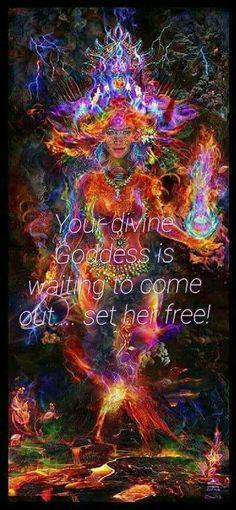Divine Goddess!