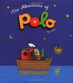 The Adventures of Polo: The Adventures of Polo by Regis Faller Hardcover) for sale online Wordless Picture Books, Wordless Book, Book Reviews For Kids, Friend Book, Red Balloon, Kids Story Books, Expressive Art, Bedtime Stories, Used Books