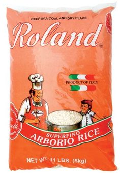 Buy Roland Superfino Arborio Rice from Italy, 11-Pound Package Amazon Online - Grocery & Gourmet Food