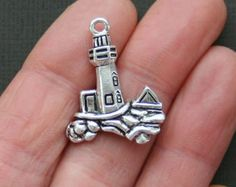 lighthouse charms - Google Search