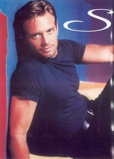 Michael Biehn! oh honey!! i met this man and he is hot..