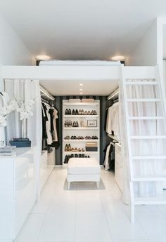 This Little Finnish Apartment Has a Really Clever Closet Solution | Apartment Therapy