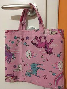patchwork unicorn bag