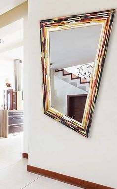 Inspiration from Piaggi #unusual #handmade #mirrors http://piaggi.co.uk/store/content/13-unusual-mirrors