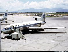 Boeing 727-21 - Pan American