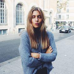Bisou à la parisienne. #Paris #wanderlust #brunch #lemarais