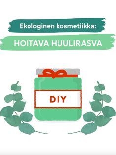 Hurmaava joululahjavinkki: DIY ekokosmetiikka x 3 Diy Presents, Diy Gifts, Home Spa, Organization Hacks, Diy Beauty, Dyi, Eco Friendly, Health Fitness, Christmas Decorations