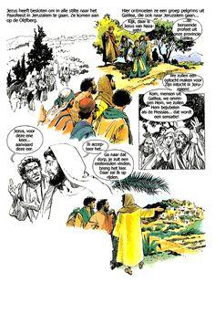 de bijbel in stripverhalen